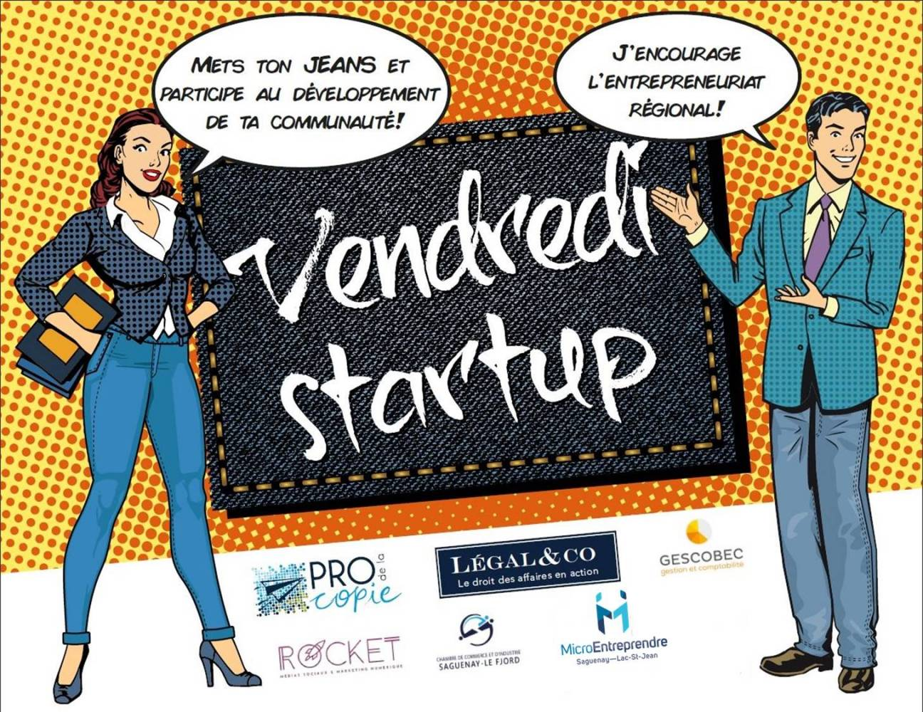 vendredistartupafficheofficielle